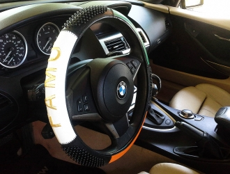 FAMU® Steering Wheel Cover